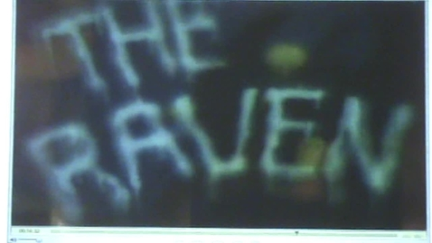 Thumbnail for entry The Raven by Edgar Allan Poe