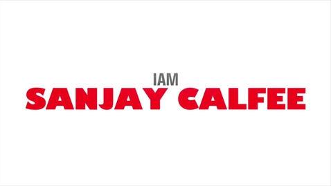 Thumbnail for entry iAM Sanjay