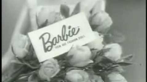 Thumbnail for entry 1959 First Ever Barbie Commercial