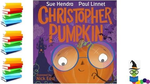 Thumbnail for entry Christopher Pumpkin - Halloween Kids Books Read Aloud