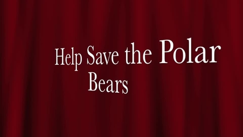 Thumbnail for entry PSA Polar Bears