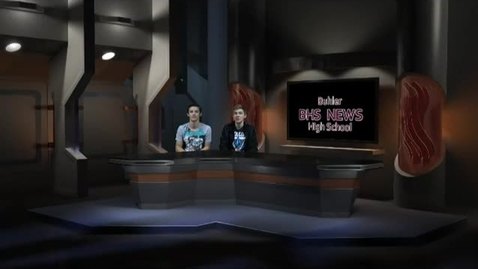 Thumbnail for entry BHS News November 11th