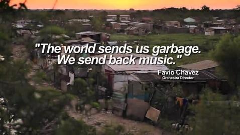 Thumbnail for entry Landfill Harmonic
