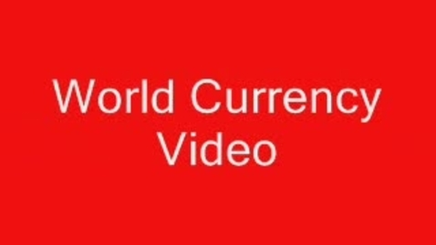 Thumbnail for entry Currency Video