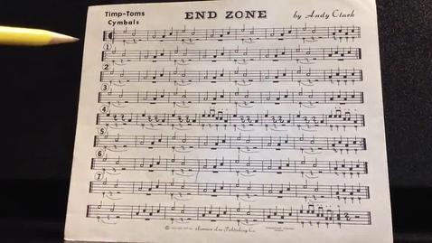 Thumbnail for entry End Zone tri tom pt 1