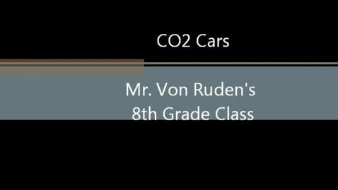 Thumbnail for entry CO2 Cars  2011-2012 Sem 1