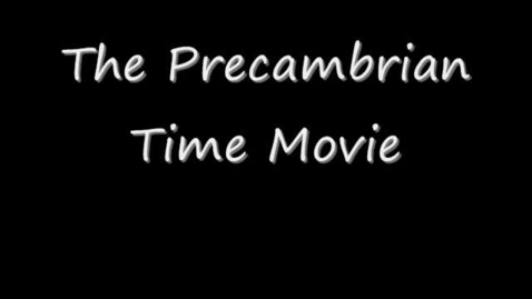 Thumbnail for entry Precambrian Time