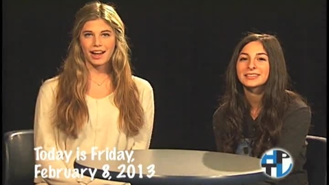 Thumbnail for entry Friday, February 8, 2013