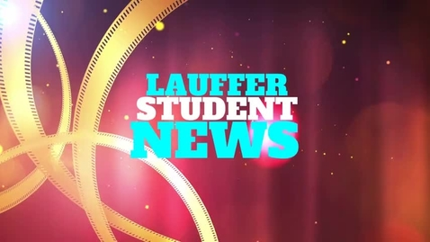 Thumbnail for entry Lauffer Student News #1 2017-18 Year