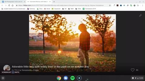 Thumbnail for entry Photo Critique