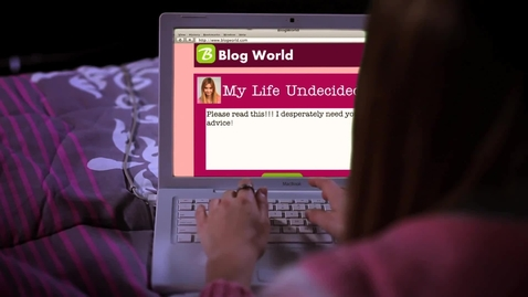 Thumbnail for entry MY LIFE UNDECIDED, by Jessica Brody