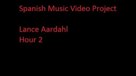 Thumbnail for entry La Bamba Music Video