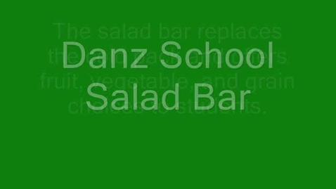 Thumbnail for entry Danz Salad Bar