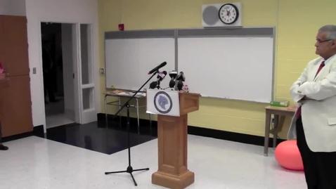 Thumbnail for entry John Lent Veteran High School Diploma Ceremony 7-28-2014