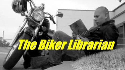 Thumbnail for entry The Biker Librarian: The Underneath