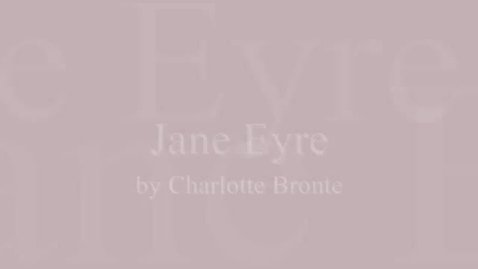 Thumbnail for entry Jane Eyre book trailer