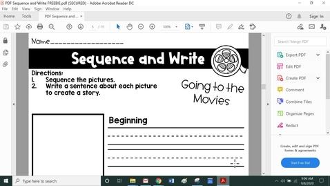 Thumbnail for entry Making  a PDF Editable