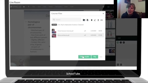Thumbnail for entry Virtual Classroom Case Study: St. Louis School - by Rachel Hutchins