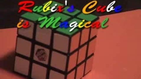 Thumbnail for entry Magical Rubix Cube (HW)