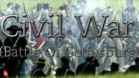 Thumbnail for entry Battle Of Gettysburg (Full Documentary)