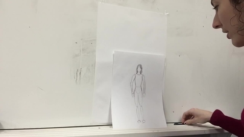 Thumbnail for entry Quick video (how to draw dress)
