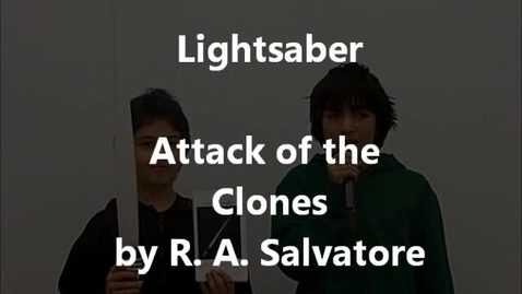 Thumbnail for entry Lightsaber