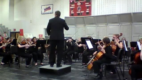 Thumbnail for entry All County Orchestra 2013 Video One