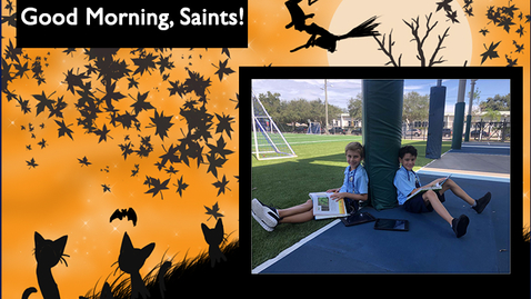 Thumbnail for entry Saints @ 8 - October 7, 2020