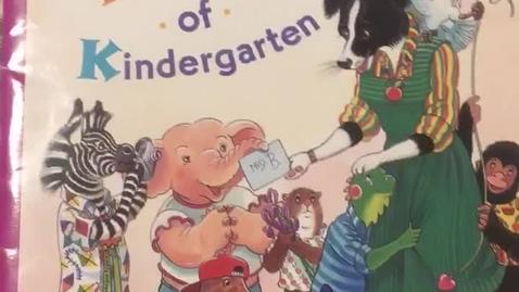 Thumbnail for entry Miss Bindergarten Celebrates the Last Day of Kindergarten Read Aloud