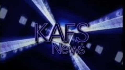 Thumbnail for entry KAFS News 2006-2007 Segment 4