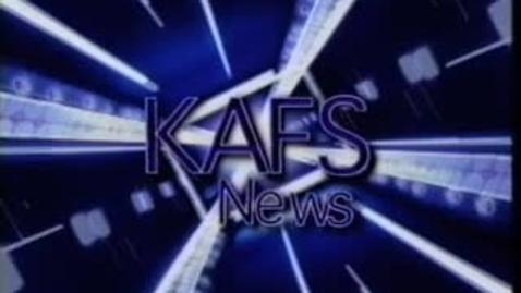Thumbnail for entry KAFS News 2006-2007 Segment 5