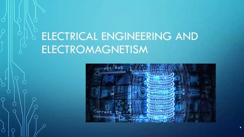 Thumbnail for entry Electrical Engineering Activity  |  IGE Day 2021