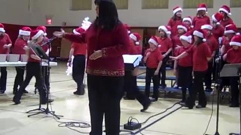 Thumbnail for entry Honor Choir 8