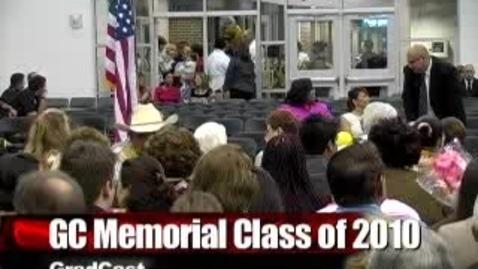 Thumbnail for entry 20100603 GCM Graduation