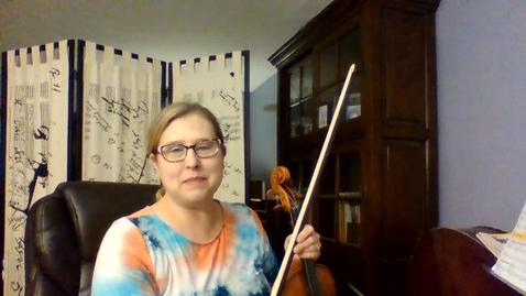 Thumbnail for entry 5th GR Violin Viola EE Bk Pg 22 Week 7
