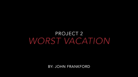 Thumbnail for entry Desert Vacation