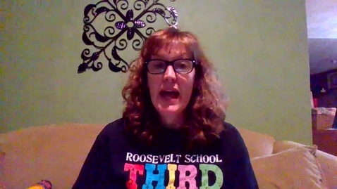 Thumbnail for entry 5/5 Announcements with Mrs. Schaefer