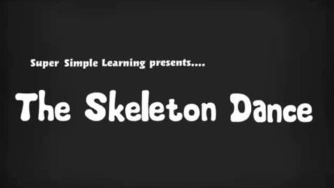 Thumbnail for entry The Skeleton Dance