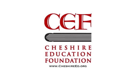 Thumbnail for entry Cheshire Education Foundation 2014 Scholarship Presentation