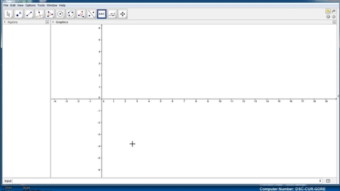 Thumbnail for entry Using Geogebra to find the ambiougious SSA case