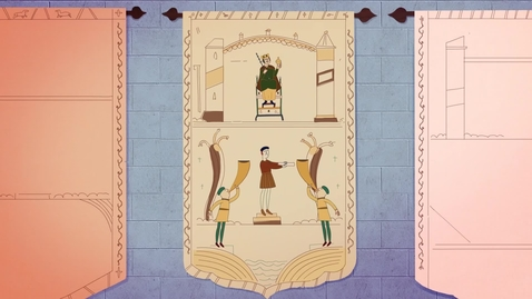 Thumbnail for entry Harold vs William - Whose Crown   Animated History
