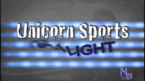 Thumbnail for entry Unicorn Sports Spotlight - Mason Davis #9