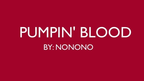 Thumbnail for entry Pumping Blood