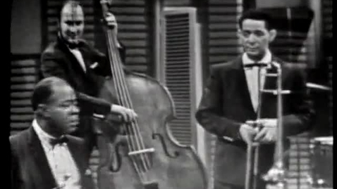 Thumbnail for entry Louis Armstrong - On the sunny side of the street