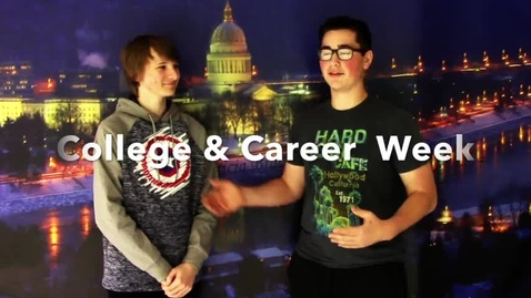 Thumbnail for entry 38 Cougar TV 2017-2018, Capital High School, Charleston, WV