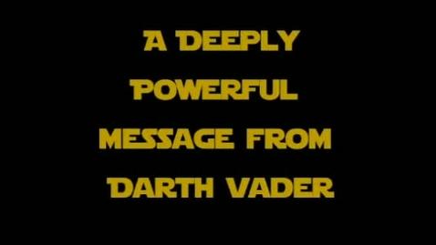 Thumbnail for entry FCAT Star Wars - Darth Vader