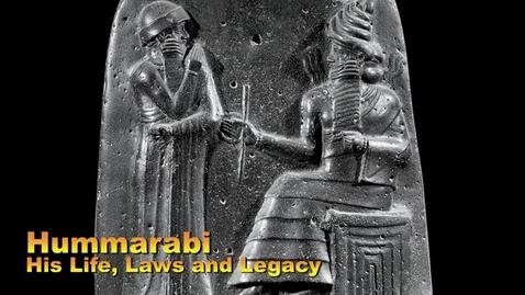 Thumbnail for entry Hammurabi of Babylon