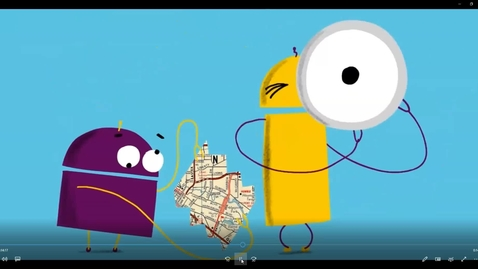 Thumbnail for entry Storybots Letter N