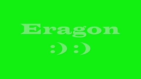 Thumbnail for entry Eragon