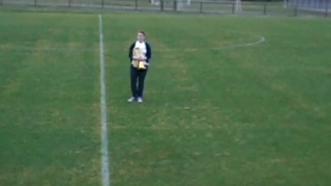 Thumbnail for entry Madeline Brissette Marching Audition